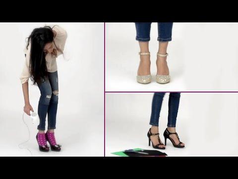 ६ तरकीबें अपने ऊंचे हील वाले जूतों को दर्द से मुक्त करने के लिए