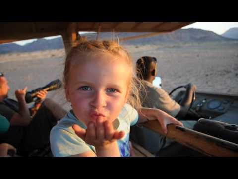 OUR TRIP TO NAMIBIA