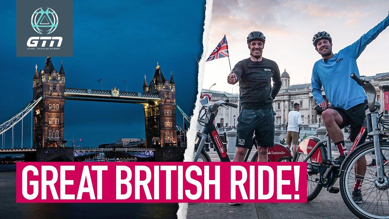 Download GTN's Great British Ride! | Bath To London Epic