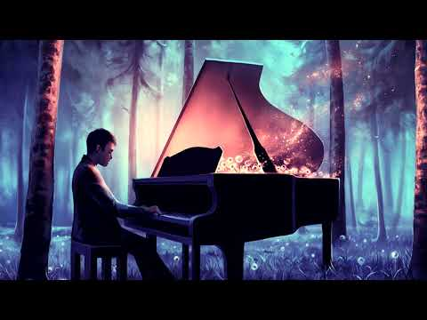 PP Music - The Piano in Winter (Most Beautiful Piano)