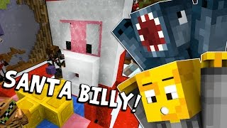 CHRISTMAS BILLY - Build Battle Buddies! Minecraft Mini Game!