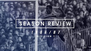 GRAHAM TAYLOR BOWS OUT ON A HIGH | SEASON REVIEW 1986/87