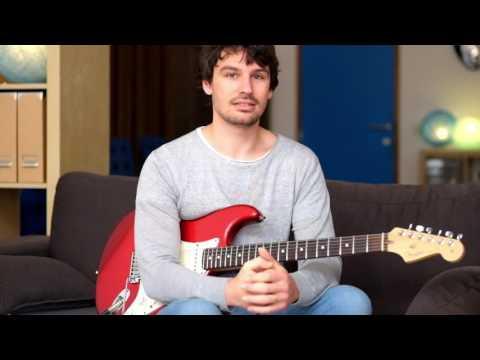 gitaarles te antwerpen