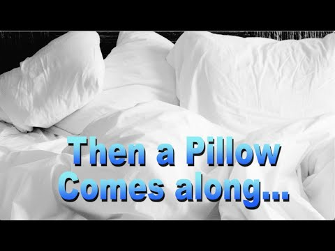 Then A Pillow Comes Along... | Young Jeffrey's Song of the Week