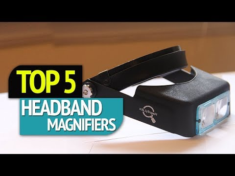 top-5:-headband-magnifiers
