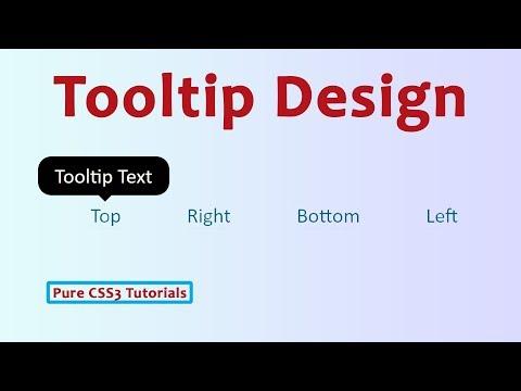 tooltip | Nikkies Tutorials