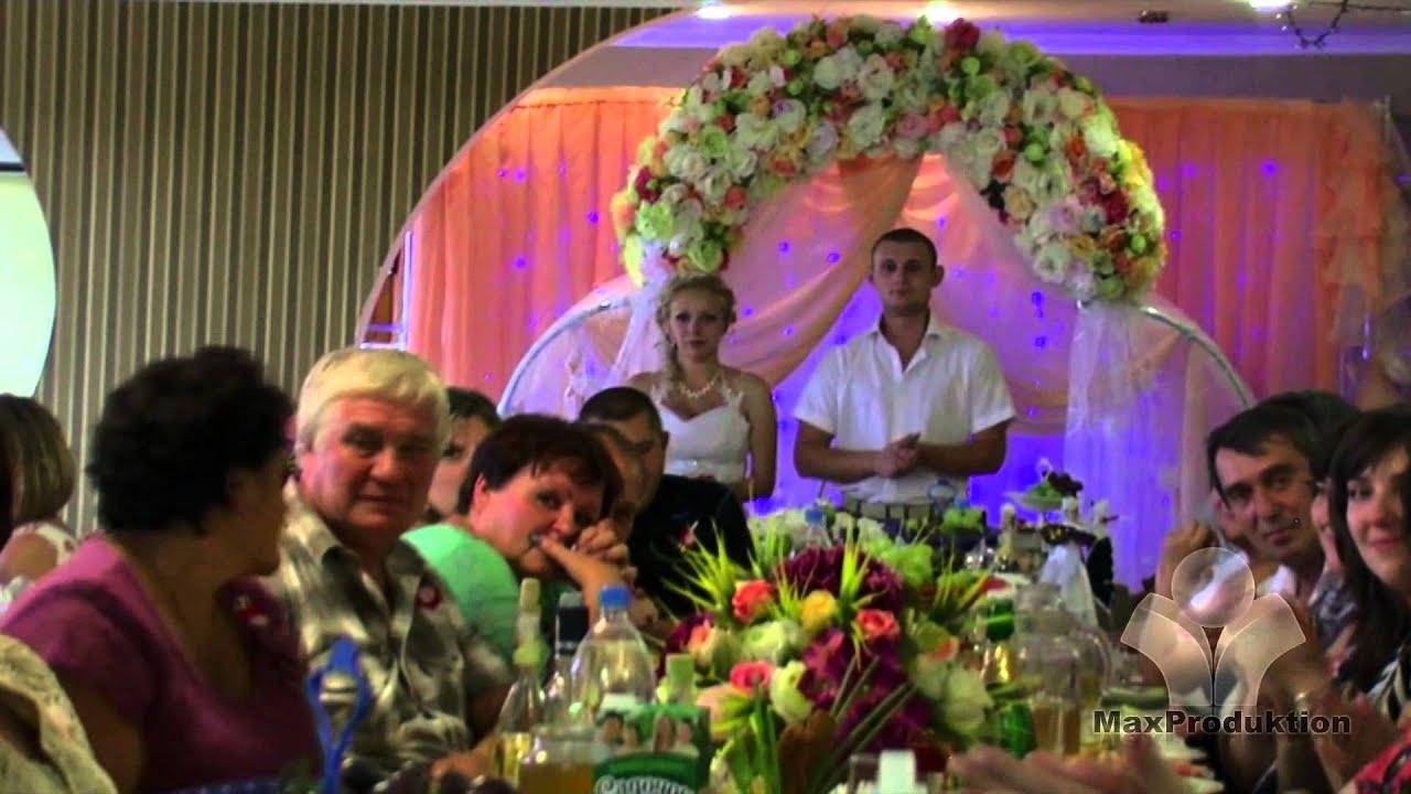 Оригинальные тосты и красивые поздравления на свадьбу от