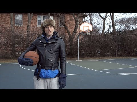How To Practice Basketball in the Winter
