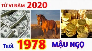 Tử vi Năm 2020 Tuổi MẬU NGỌ - 1978  BIẾN ĐỘNG về CÔNG DANH SỰ NGHIỆP VẬN HẠN BẠN CẦN BIẾT