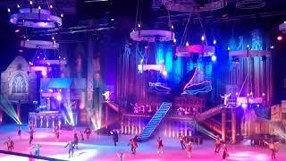 """Ледовое шоу """"Ромео и Джульетта"""", ч. 2, Сочи, июль 2018."""