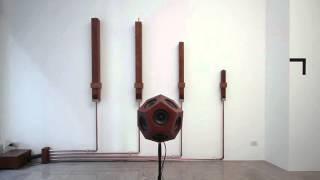 """Michele Spanghero """"sum"""" sound installation"""