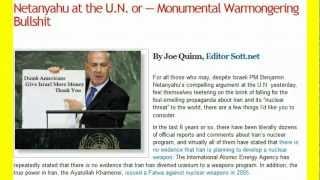 NUTTER-YAHOO @ U.N.= RANTING & RAVING MONUMENTAL WAR-MONGERING=BULLSHIT!