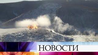 Уникальная операция на реке Бурея в Хабаровском крае практически завершена.