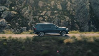 homepage tile video photo for The First-Ever BMW X7: Legend