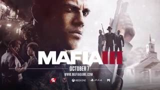 Mafia 3 - Lyncoln Clay - Игровой Трейлер