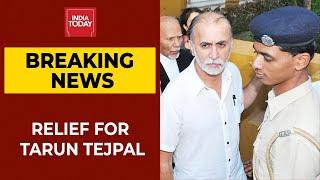 Tarun Tejpal, Former Tehelka Editor, Acquitted In Rape Case After 8 Years   Breaking News