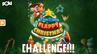 Flappy Bir...Christmas! Poki Challenge