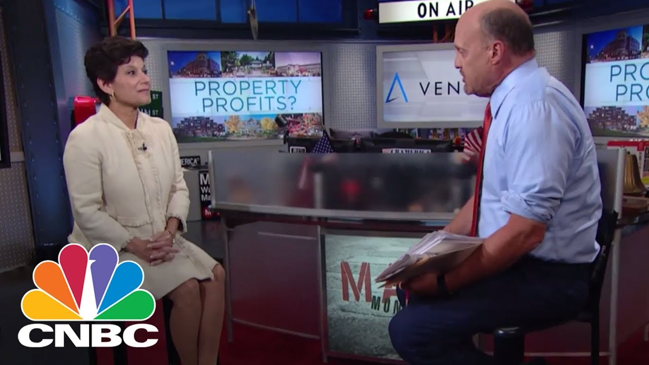 Ventas CEO Debra Cafaro: Supply Mismatch | Mad Money | CNBC ...