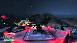 GTA 5 [Боевой вертолет]