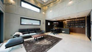 High-end House 감각적인 하이엔드 단독주택 …