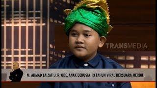 M. Abdul Laizdati, Bocah Viral Bersuara Merdu | HITAM PUTIH (10/10/19) Part 3