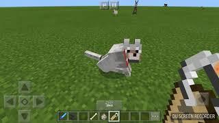 Как назвать собаку в майнкрафт