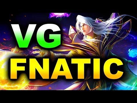 FNATIC vs VG - AMAZING SEMI-FINAL - STOCKHOLM MAJOR DreamLeague DOTA 2