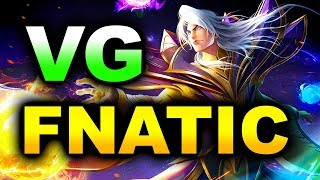 FNATIC vs VG - AMAZING SEMI-FINAL - STOCKHOLM MAJOR DreamLeague DOTA 2