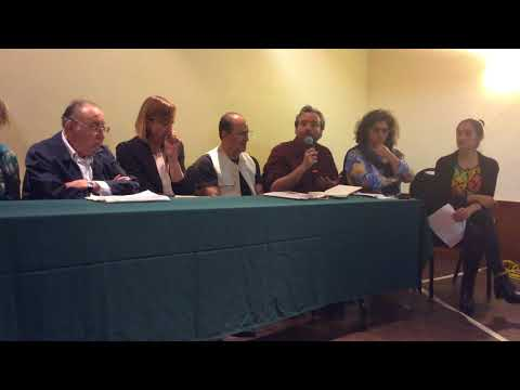 Conferencia de Prensa de la Red Universitaria y Ciudadana por la Democracia: 28 de junio de 2018