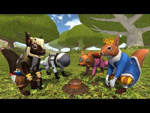 Squirrel Simulator 2 : Online (Симулятор Белки 2 : Онлайн)