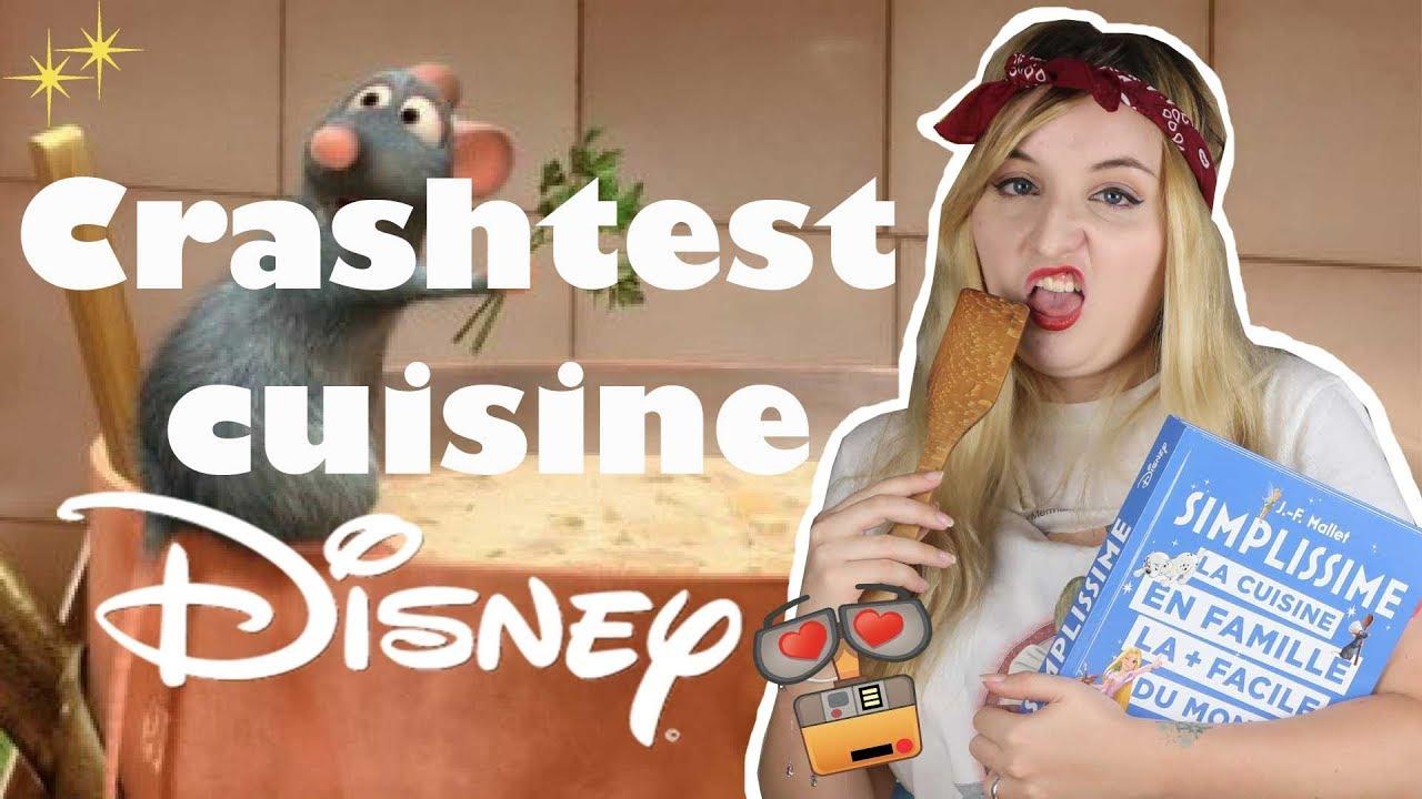 Cauchemar En Cuisine Version Disney Crash Test Livre Simplissime