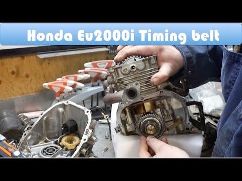 Timing Belt DIY Honda Eu2000i Generator