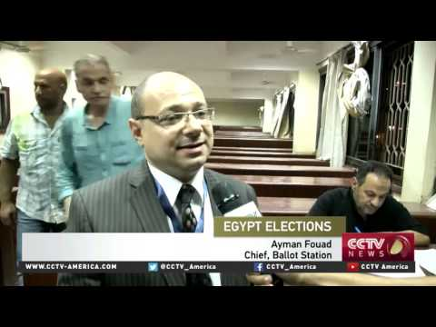 Low voter turnout mars parliamentary elections in Egypt