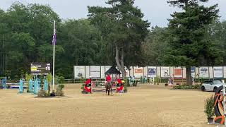 Casmann double clear in YR nation cup Wierden (2nd round) leading to a team win