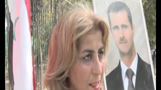 Граждане Сирии выразили благодарность России за помощь в войне против терроризма