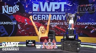 Main Event Final Day FULL STREAM | WPT GERMANY 2020