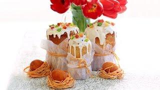 Пасхальный Кулич с цитрусами. Легко и Вкусно
