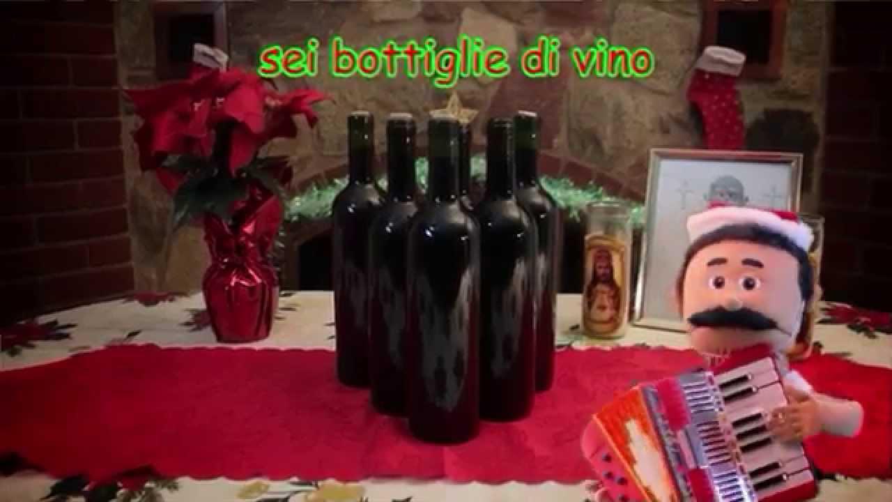 Nonna Maria's 12 Days of Christmas