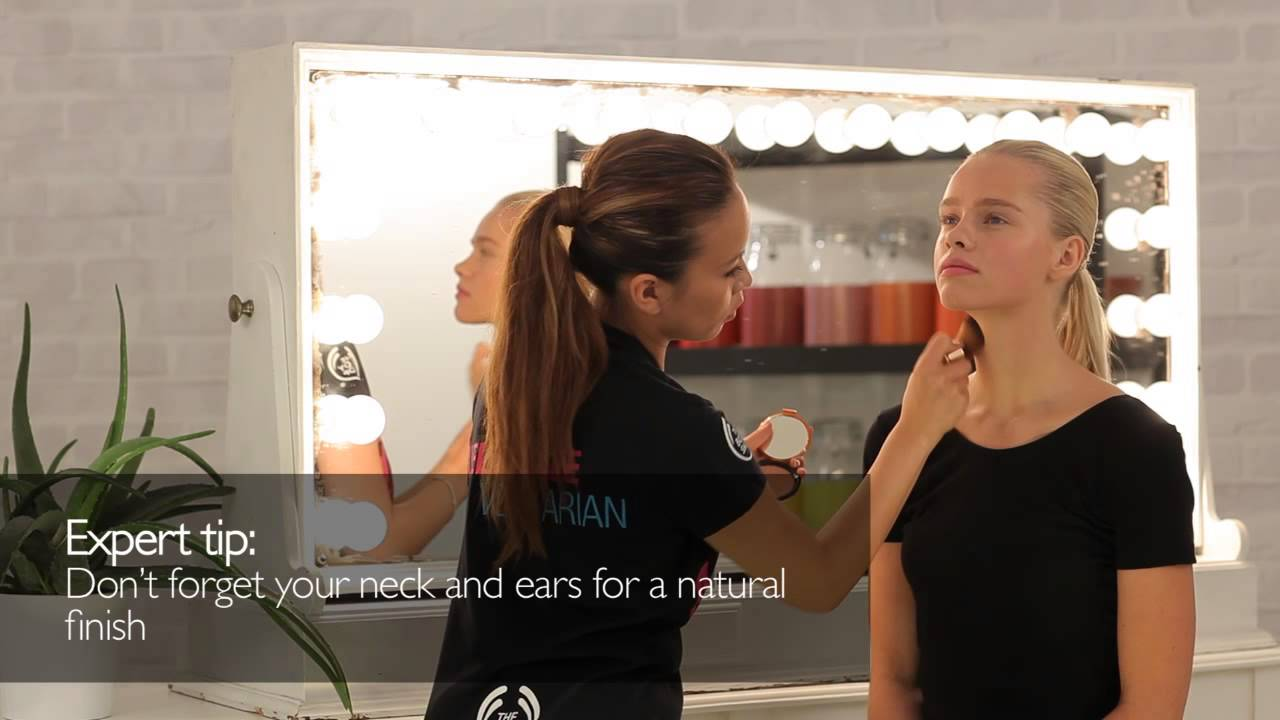 How To Apply Honey Bronze Bronzing Powder  The Body Shop  Beauty With  Heart