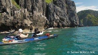 Voyage en kayak de mer aux Philippines - Palawan