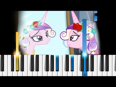 My Little Pony - This Day Aria - Piano Tutorial