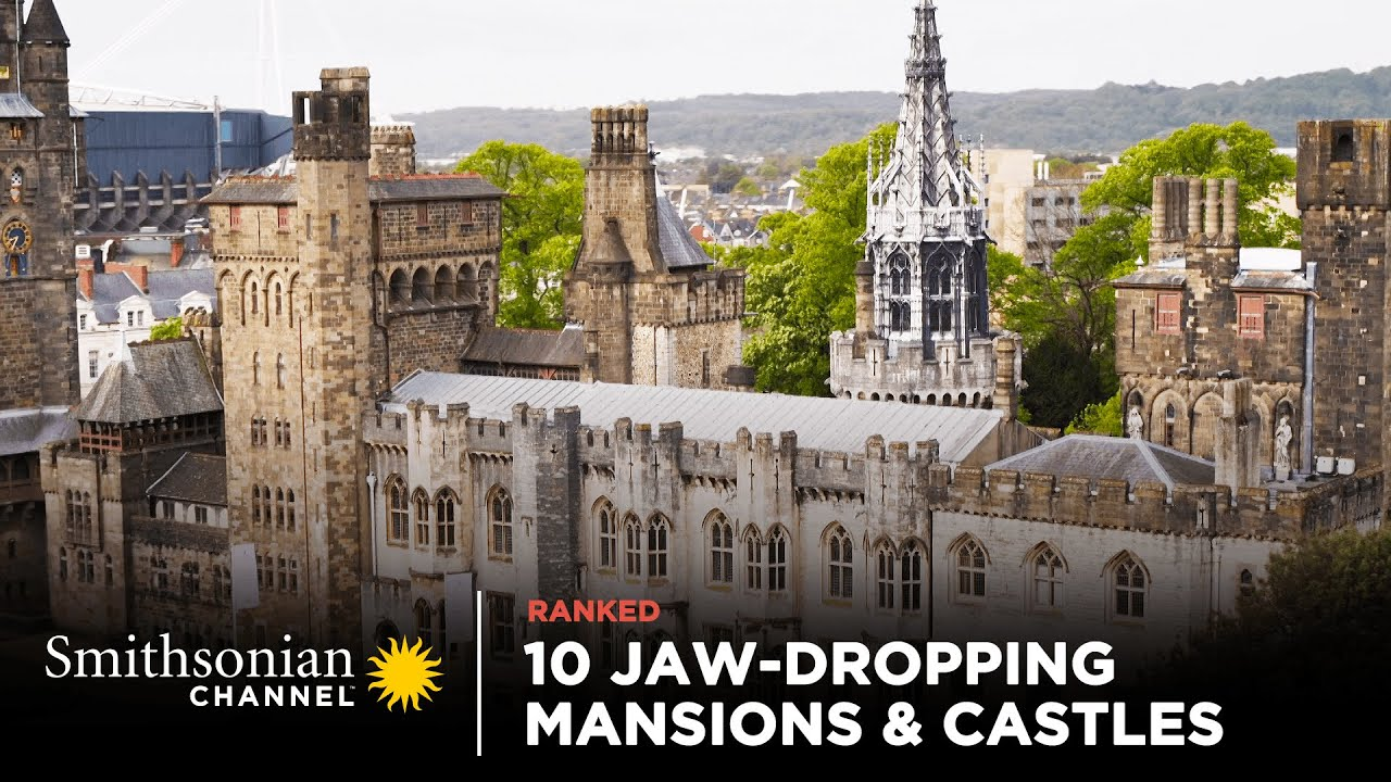 Download 10 Jaw-Dropping Mansions, Castles & Estates 🏰 Smithsonian Channel
