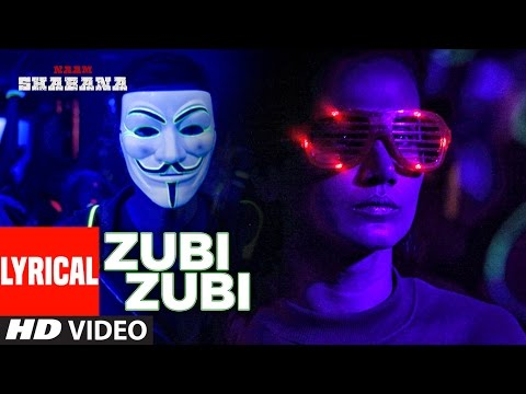 Naam Shabana : Zubi Zubi Lyrical  Video Song | Akshay Kumar, Taapsee Pannu, Taher Shabbir | T-Series