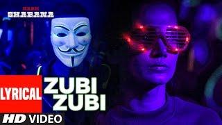 Naam Shabana : Zubi Zubi Lyrical  Video Song | Akshay Kumar, Taapsee Pannu, Taher Shabbir | T-Series
