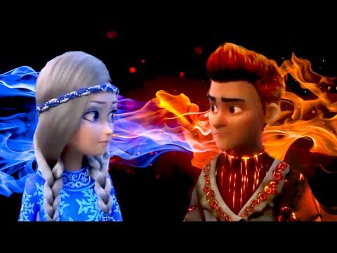 The Snow Queen 3: Fire and Ice - Невыносимая Герда и Роллан