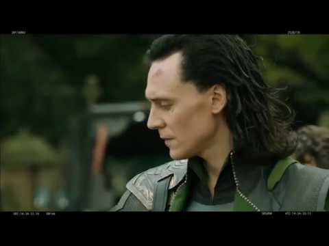 Loki // Touchin' On My