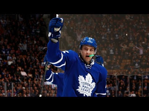 James Van Riemsdyk (JVR) Highlight Video 2017-18 Season (HD)