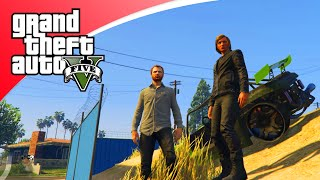 GTA V Online - BOB & TEUN GAAN RACEN! (GTA 5 Freeroam, Roleplay)