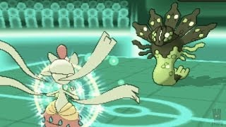 Pokemon X and Y Wi-Fi Battle: shofu vs pokeaimMD