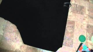 видео Багажник Тойота Королла: объем, доработки